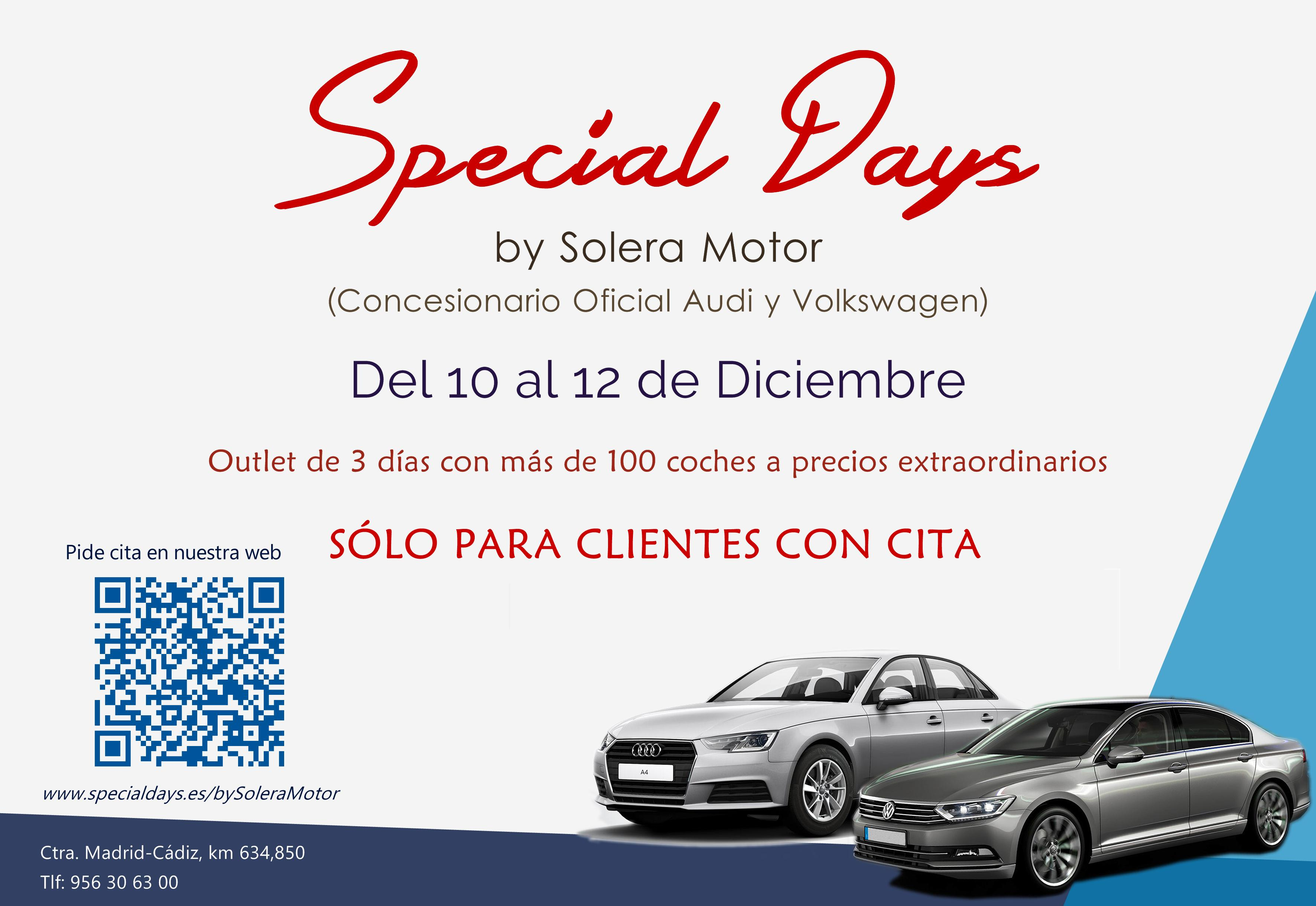 Special days by Solera Motor