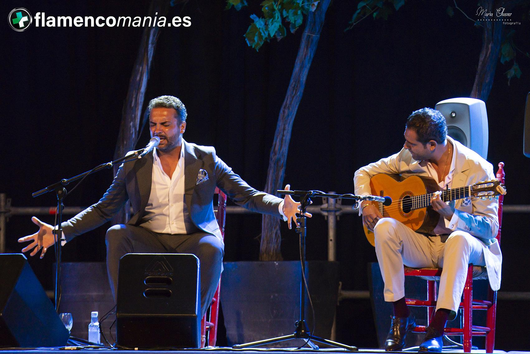 Jesús Méndez, Israel Fernández, Juanito Villar y Diego del Morao - Tío Pepe Festival - Ciclo Solera y Compás
