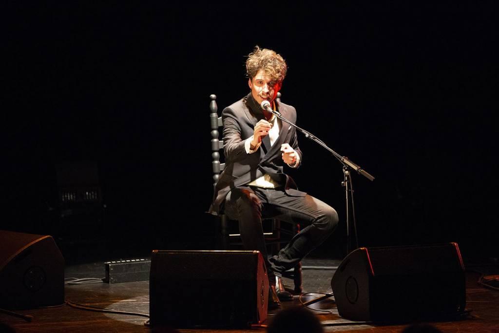 Sandy Korzevka - Kiki Morente, David Carmona y Popo Gabarre - Sala Odeón - Festival Flamenco Nîmes 2019
