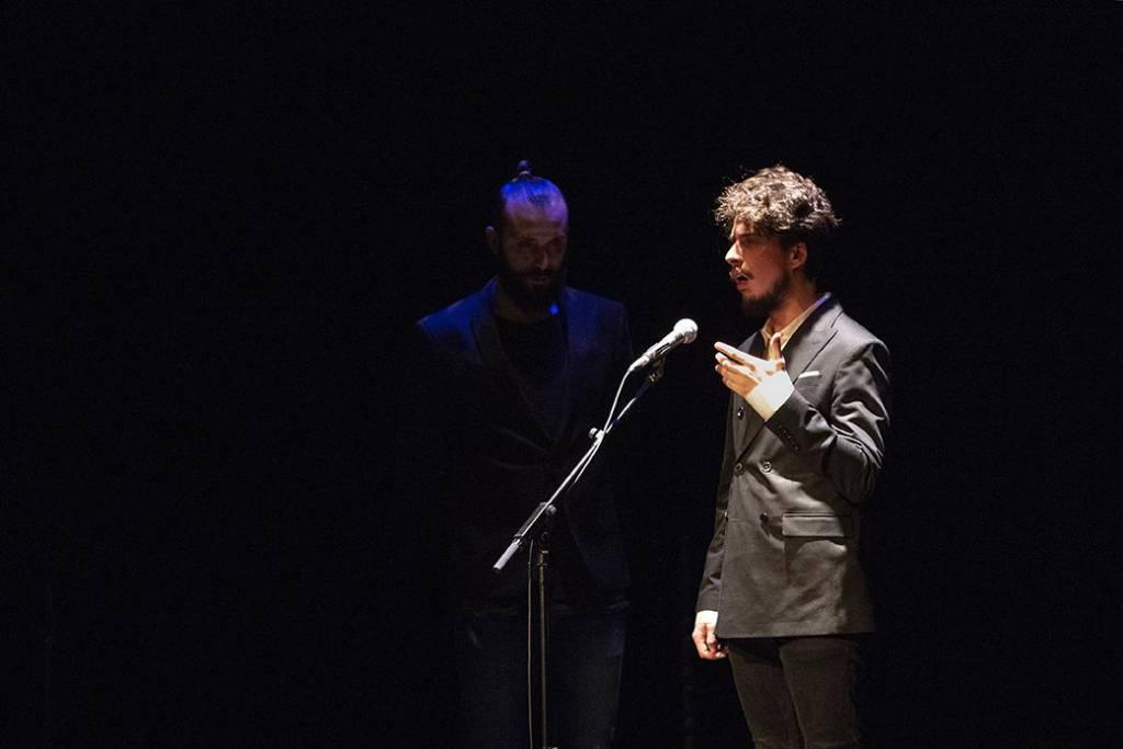 Kiki Morente, David Carmona y Popo Gabarre - Sala Odeón - Festival Flamenco Nîmes 2019
