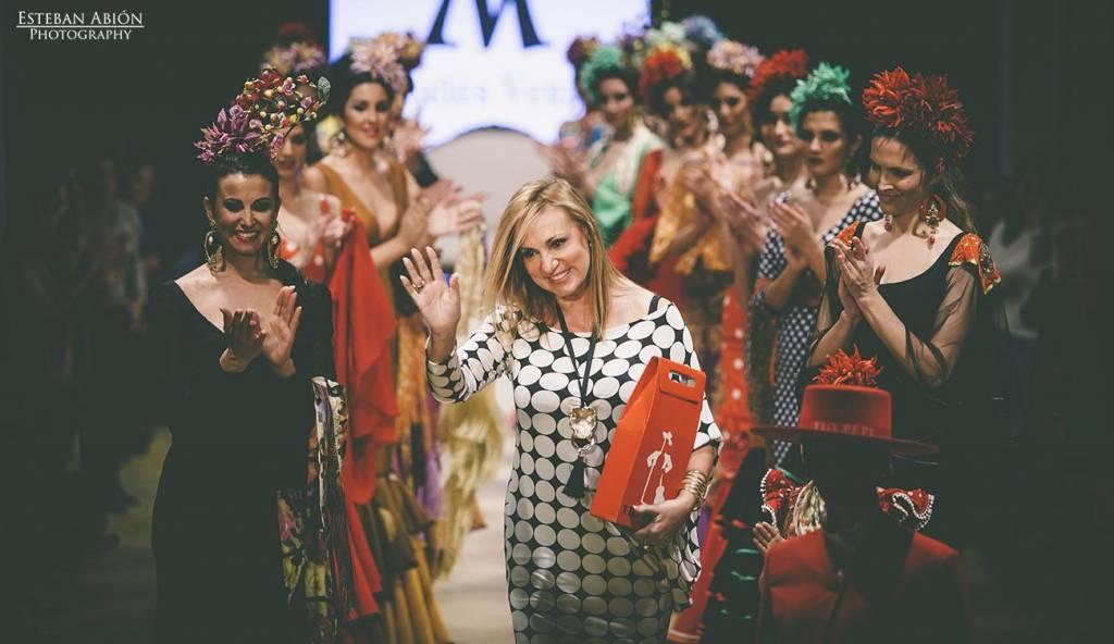 Ángeles Verano | A mi manera | Pasarela Flamenca de Jerez 2018