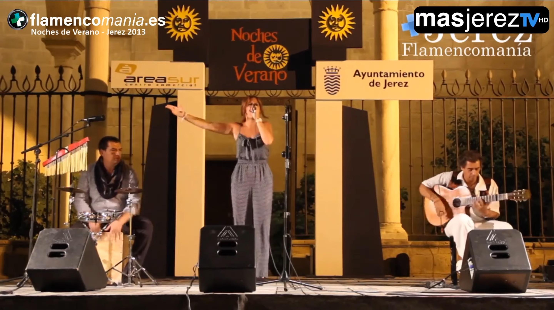 Flamencomanía TV: YoMeQuedoEnCasa - Día 26 - Aquella 'Noche de Verano' con María Maestre en Jerez