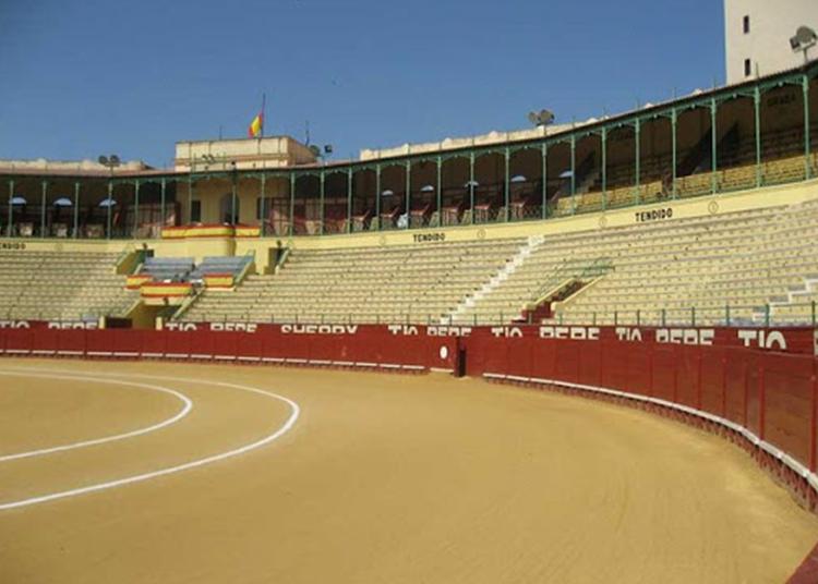 Misa de Pentecostés en la Plaza de Toros de Jerez