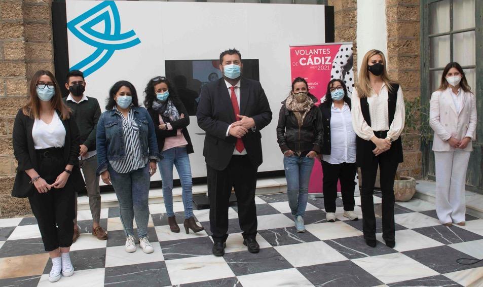 La tercera edición de Volantes de Cádiz se celebrará en Los Claustros de Jerez el 8 de mayo