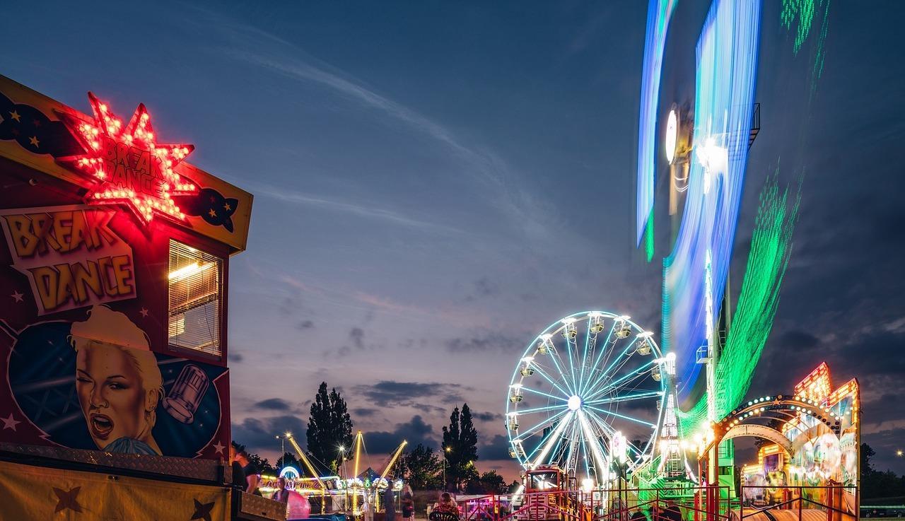 Jerez tendrá en funcionamiento durante 17 días las atracciones de la Feria del Caballo