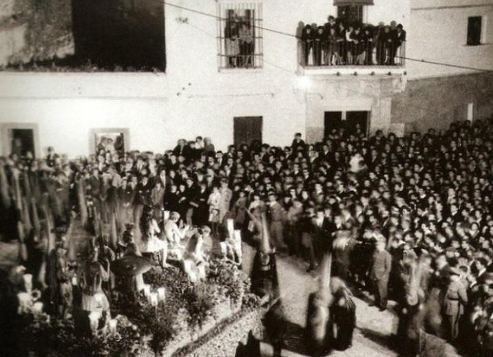 Lo que el ojo sí vio: 'Los Judíos, años 40'