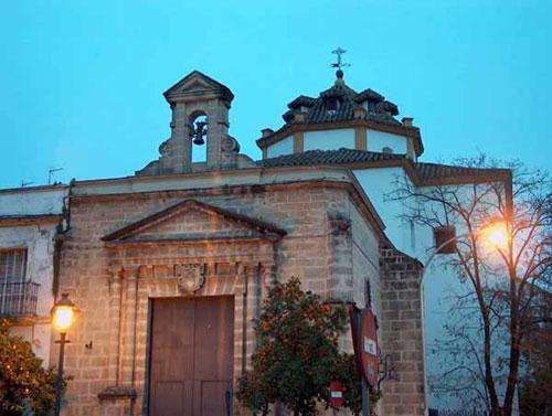 La Exaltación hará sus cabildos en la capilla de Las Angustias