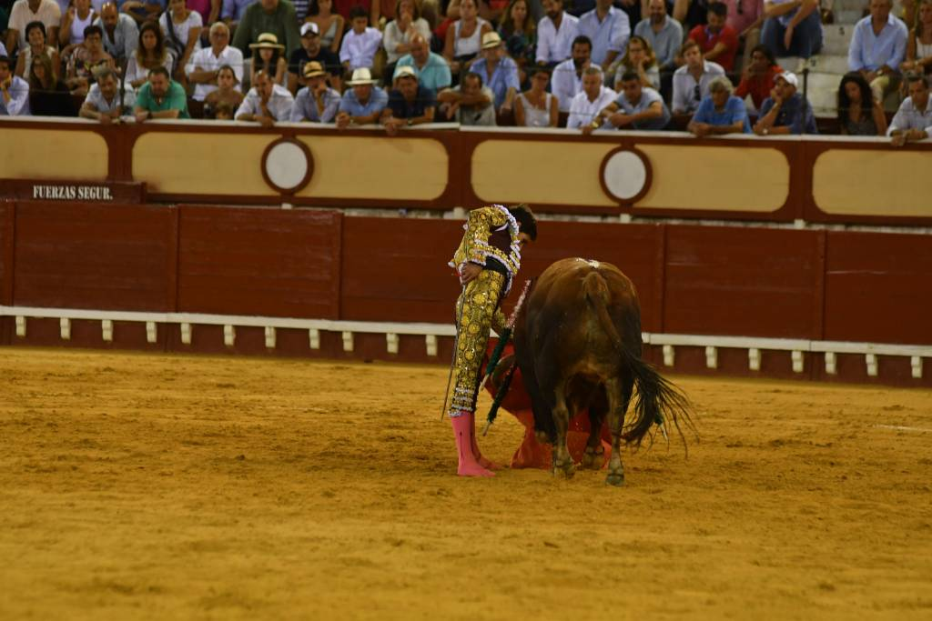Daniel Crespo, apuesta de futuro de un buen torero de El Puerto