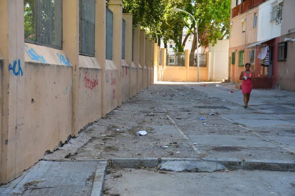 Adelante Jerez exige al PSOE la misma limpieza en todos los barrios