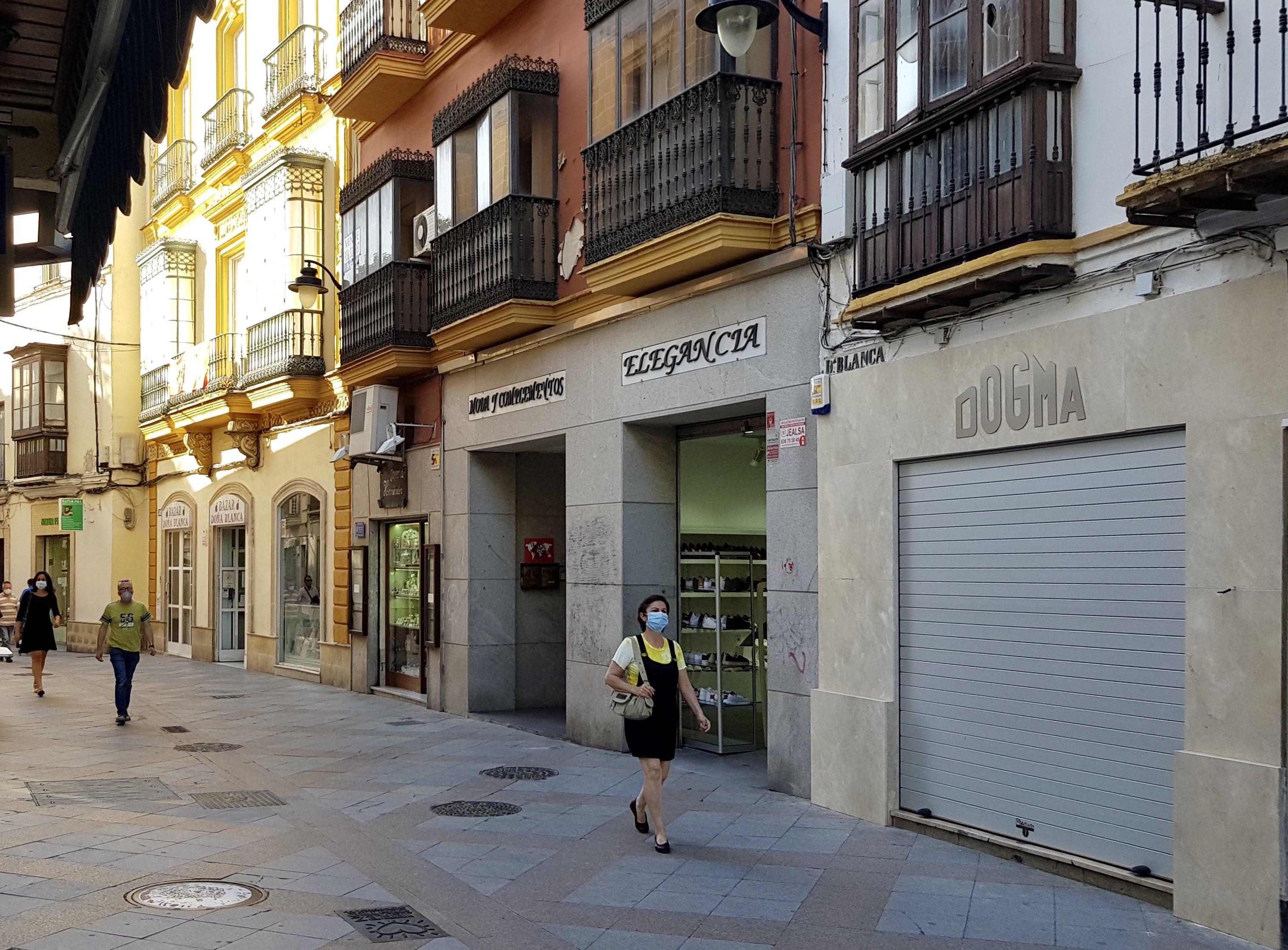 El PP urge al Gobierno de Mamen Sánchez a incrementar la seguridad en el centro de Jerez