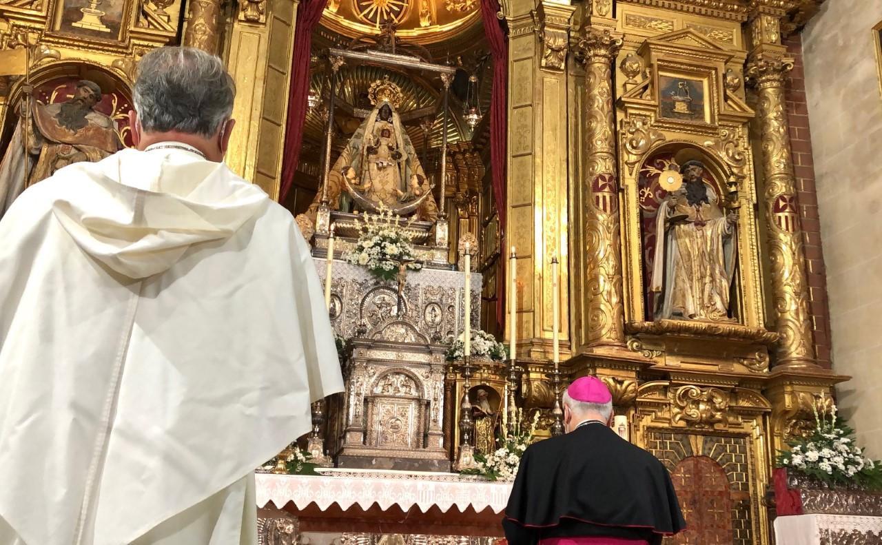 El cuarto del verano - Cap. 7 - Jerez ya tiene nuevo obispo