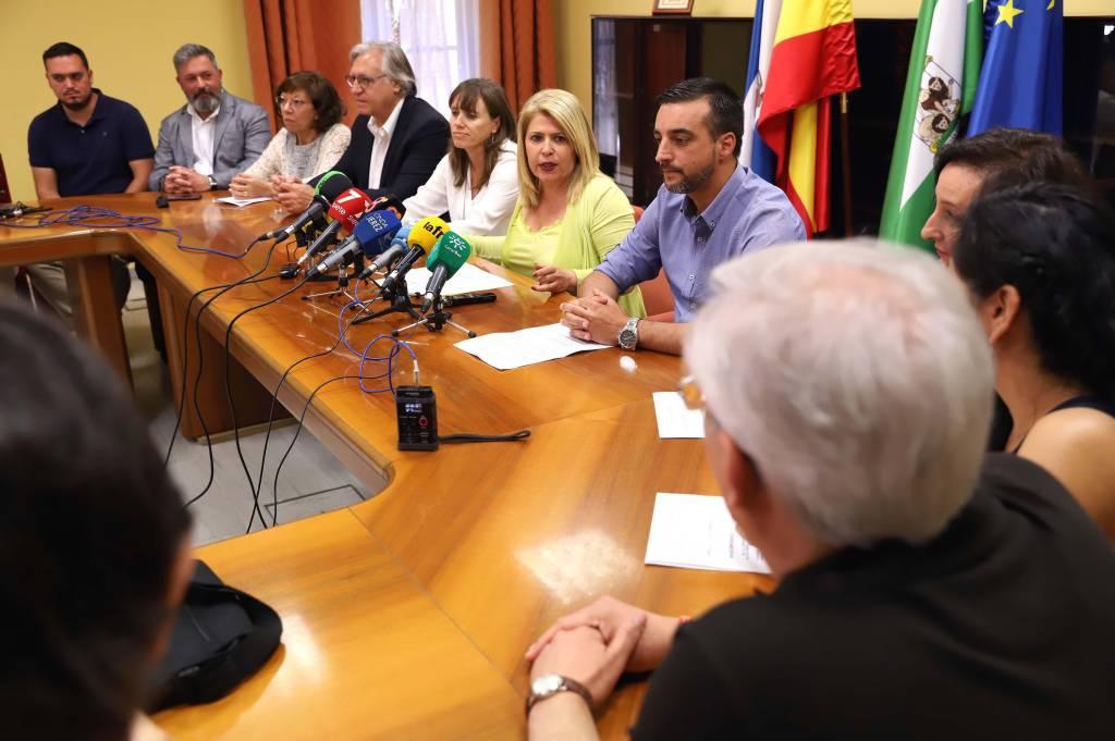 El Gobierno de Mamen Sánchez oculta los presupuestos municipales a la oposición