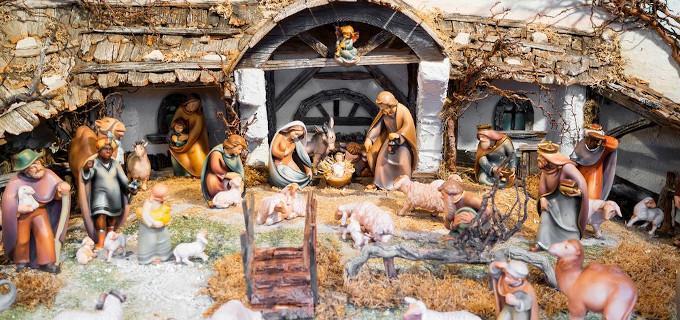 El Papa pide que se monte el Belén en Navidad