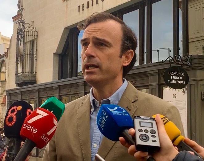 Ciudadanos teme que el Teatro Villamarta se convierta en el nuevo ''cortijo'' de Mamen Sánchez