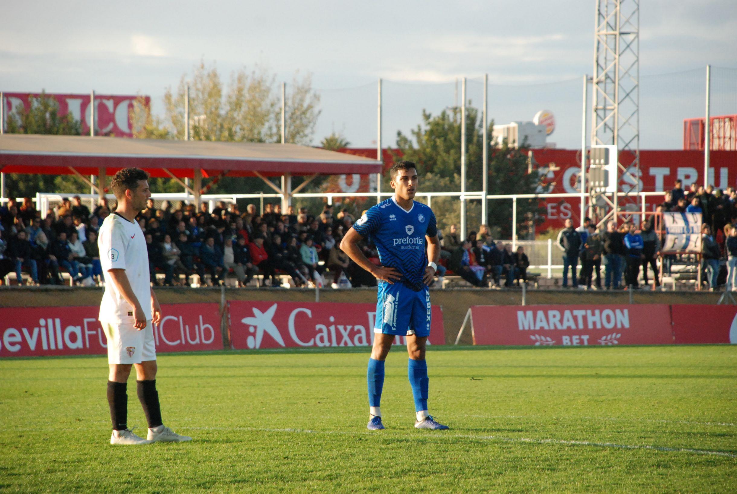 "Entrevista a Amin: ""No podemos obsesionarnos con el gol, tenemos que tener calma, tarde o temprano llegarán"""