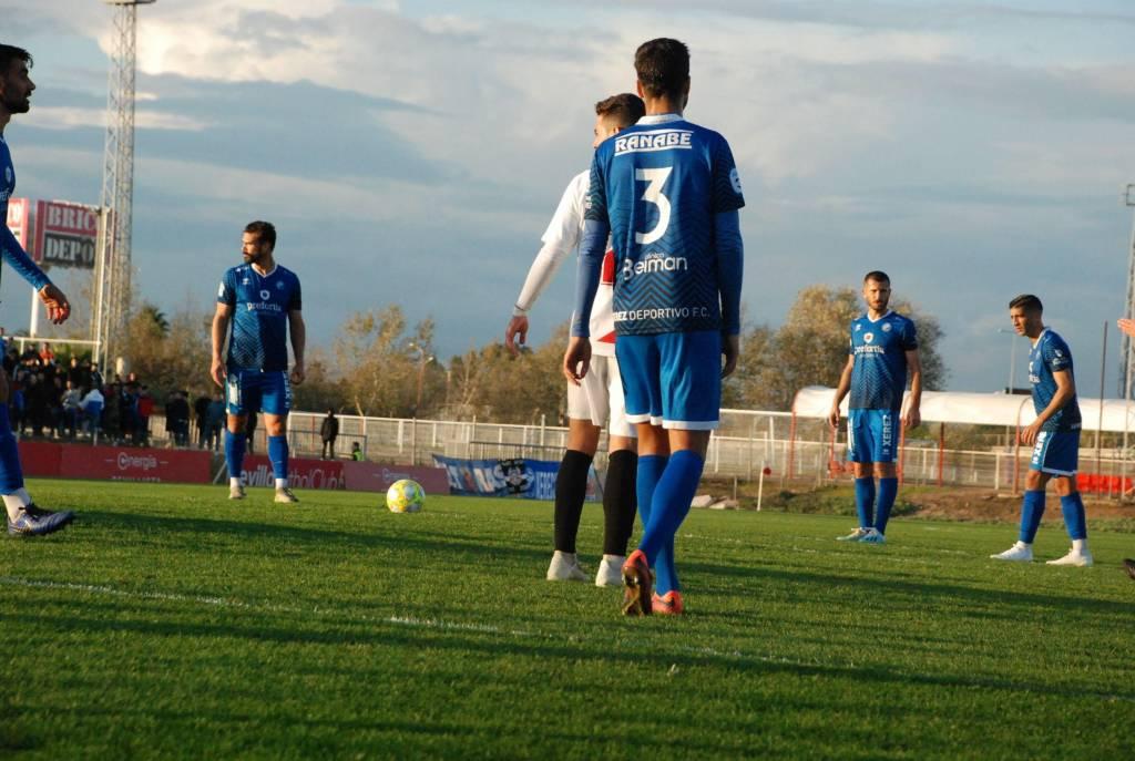 Sevilla C 1-0 Xerez Deportivo FC: Apagón de fútbol y de puntos