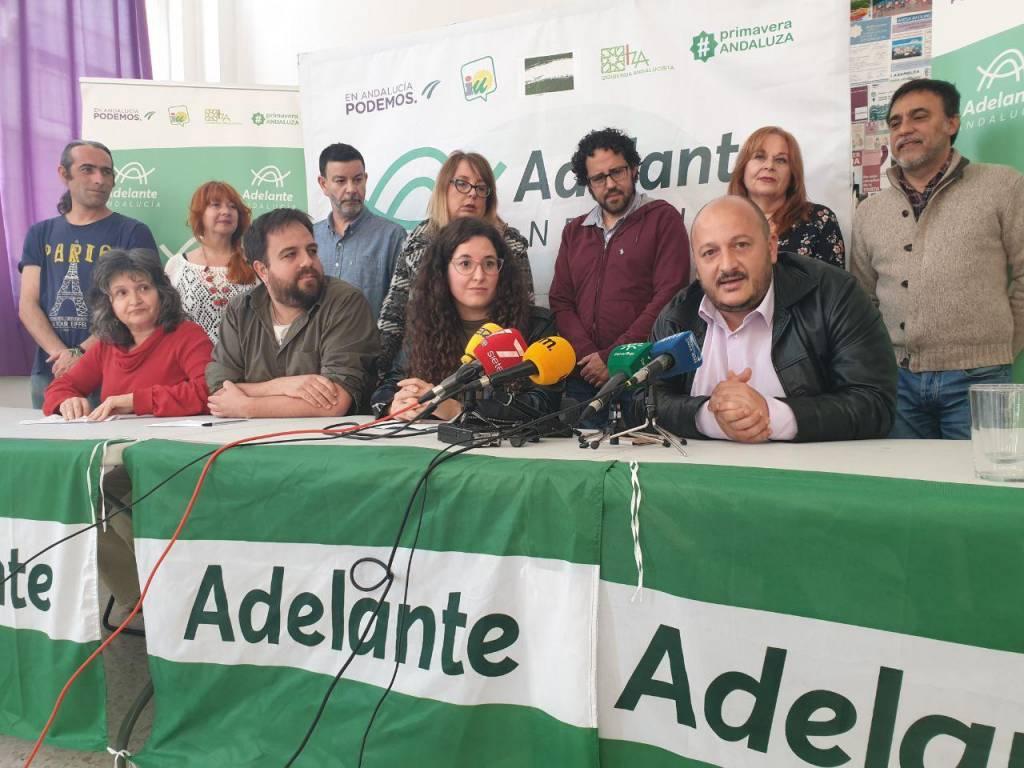 Adelante Jerez amenaza con rechazar los presupuestos si Mamen Sánchez no acepta sus condiciones