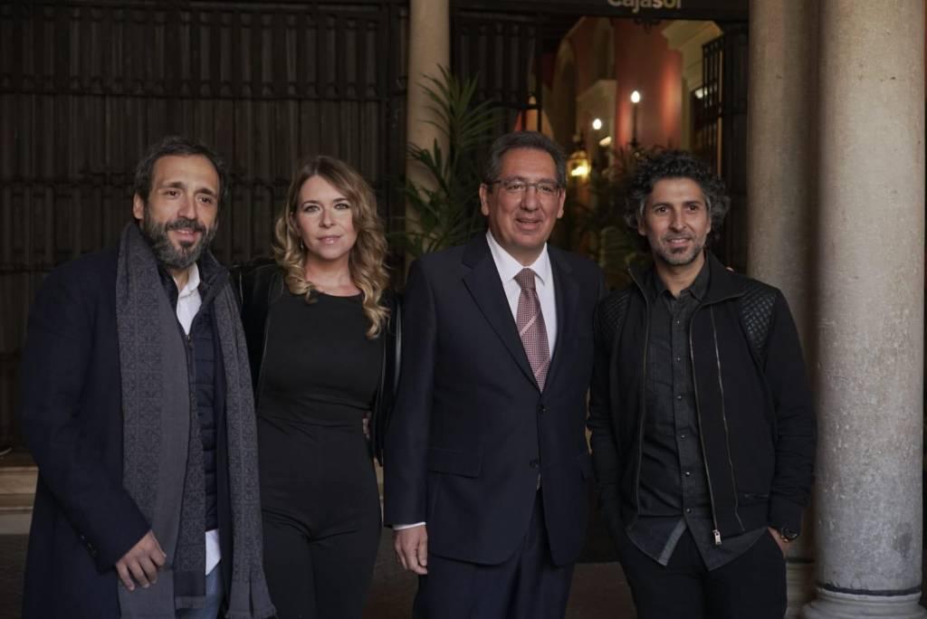 Arcángel, Rocío Márquez y Zapata Tenor protagonizan ¡Qué suenen con alegría! en el Villamarta