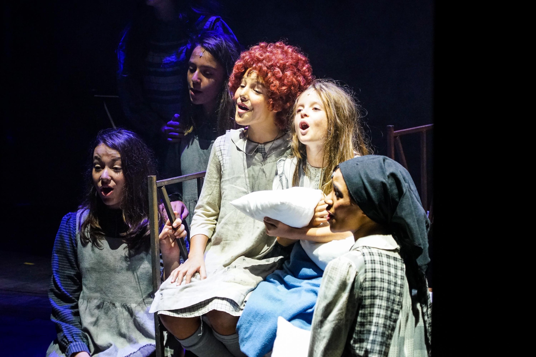 El musical 'Annie' inicia la programación del Teatro Villamarta en 2021