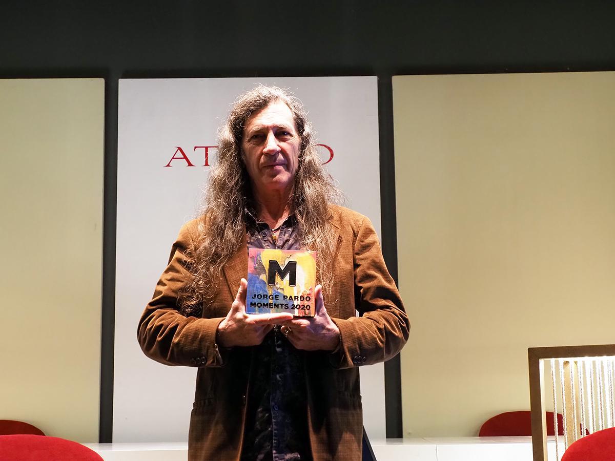 Jorge Pardo, Premio Moments 2020