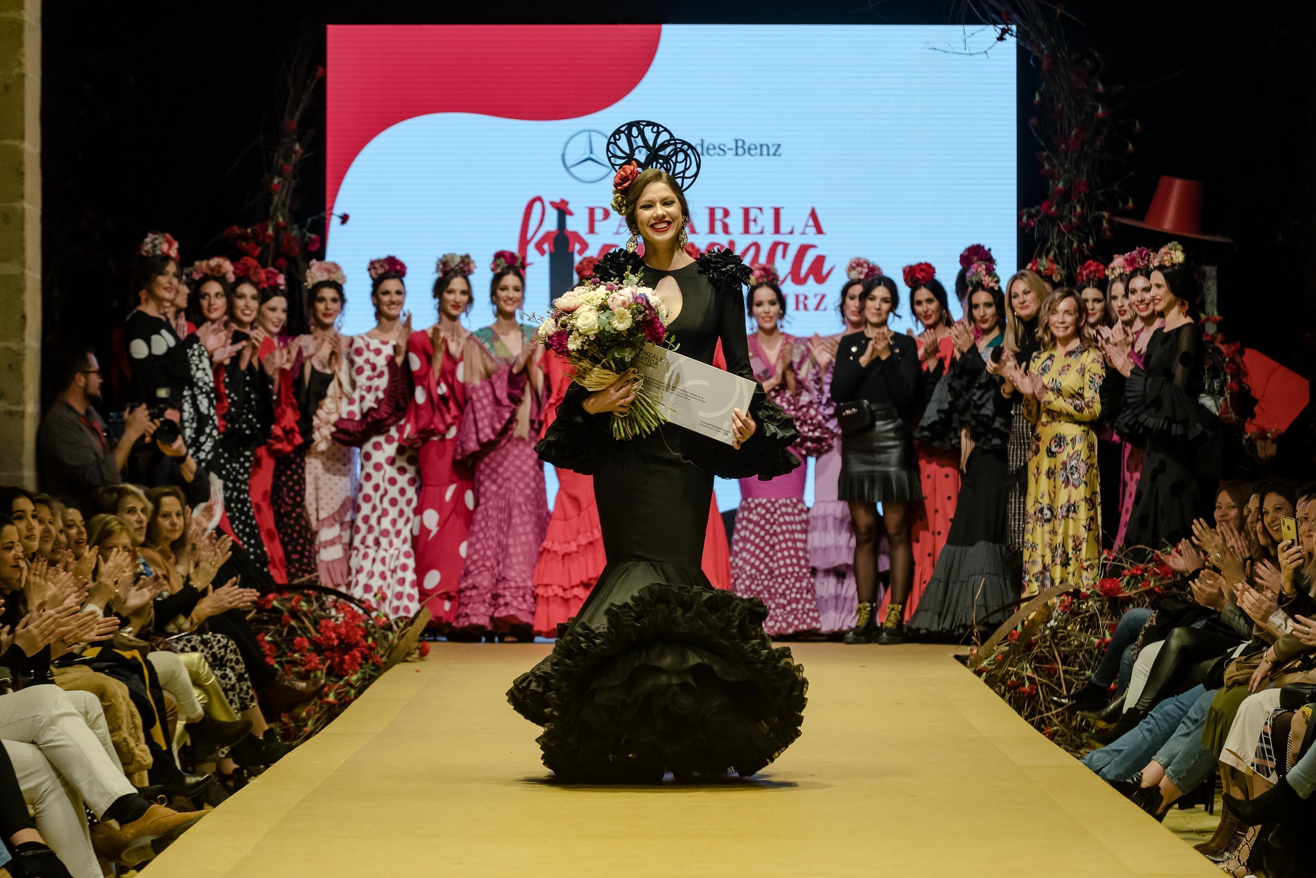 La Pasarela Flamenca de Jerez cierra su edición 2020 por todo lo alto