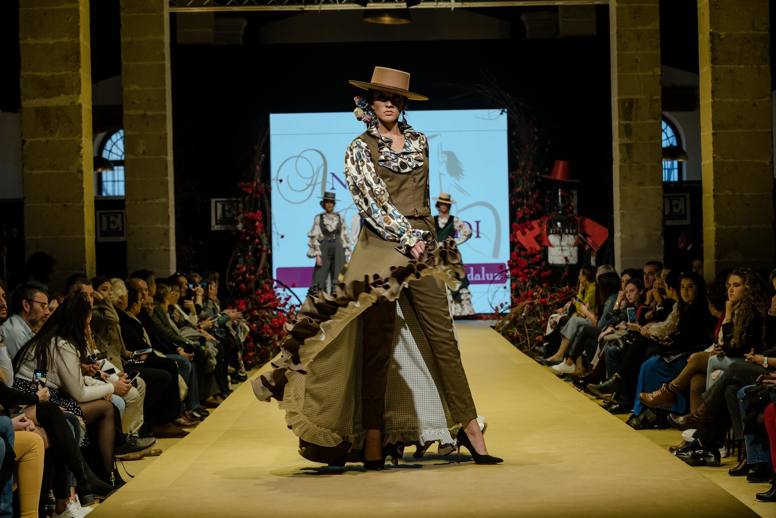 La Fashion Flamenca School de Ana Ricardi