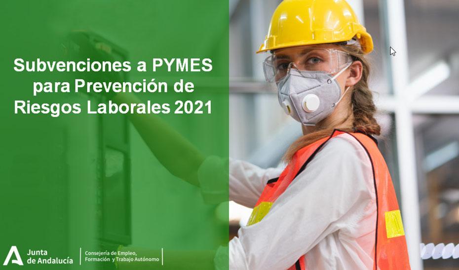 La Consejería de Empleo destina 4,83 millones de euros en ayudas para que las pymes mejoren su seguridad laboral