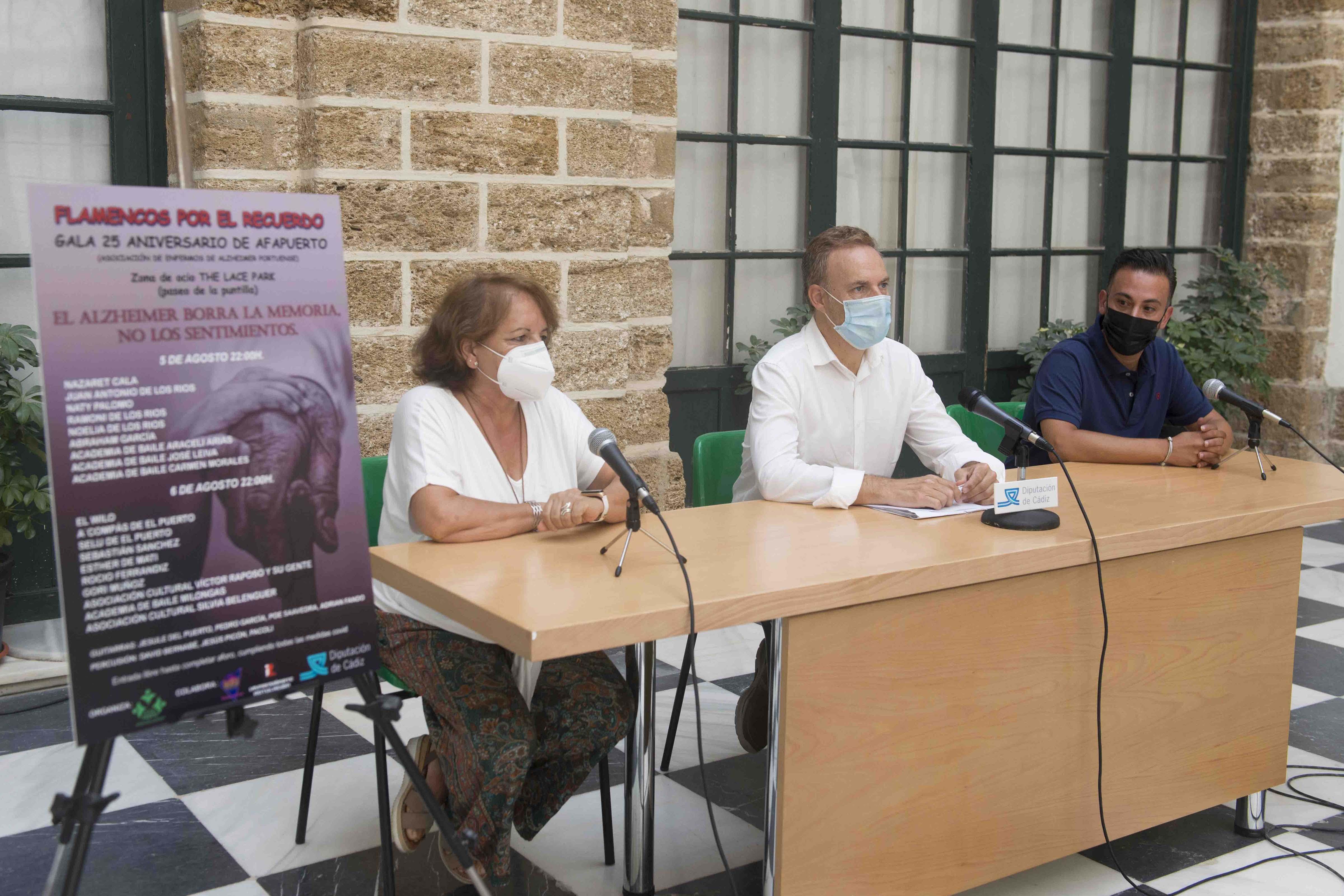 AFA Puerto celebra su 25 aniversario con dos veladas flamencas