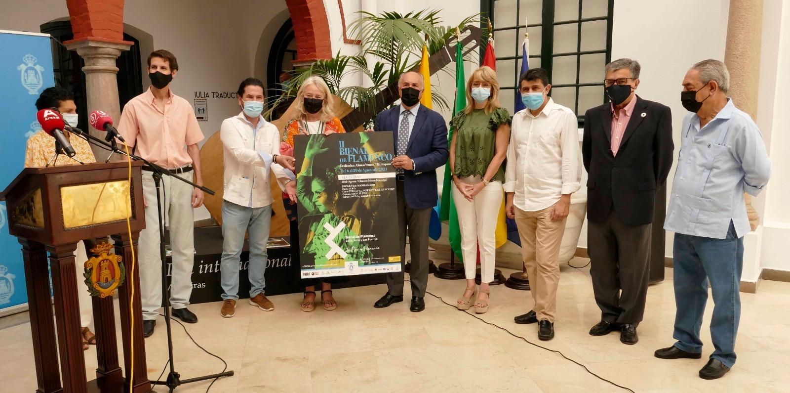 Los hermanos 'Pañero' serán los protagonsitas en Algeciras de la II Bienal de Cante Flamenco de Jerez, Cádiz y Los Puertos