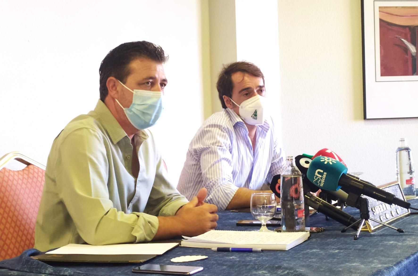 La ruina de los viticultores amenaza de muerte al Marco de Jerez
