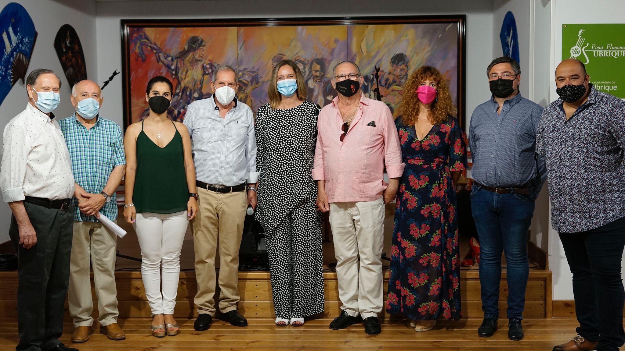 Convocado el XXXIII Concurso Nacional de Arte Flamenco 'Ciudad de Ubrique'