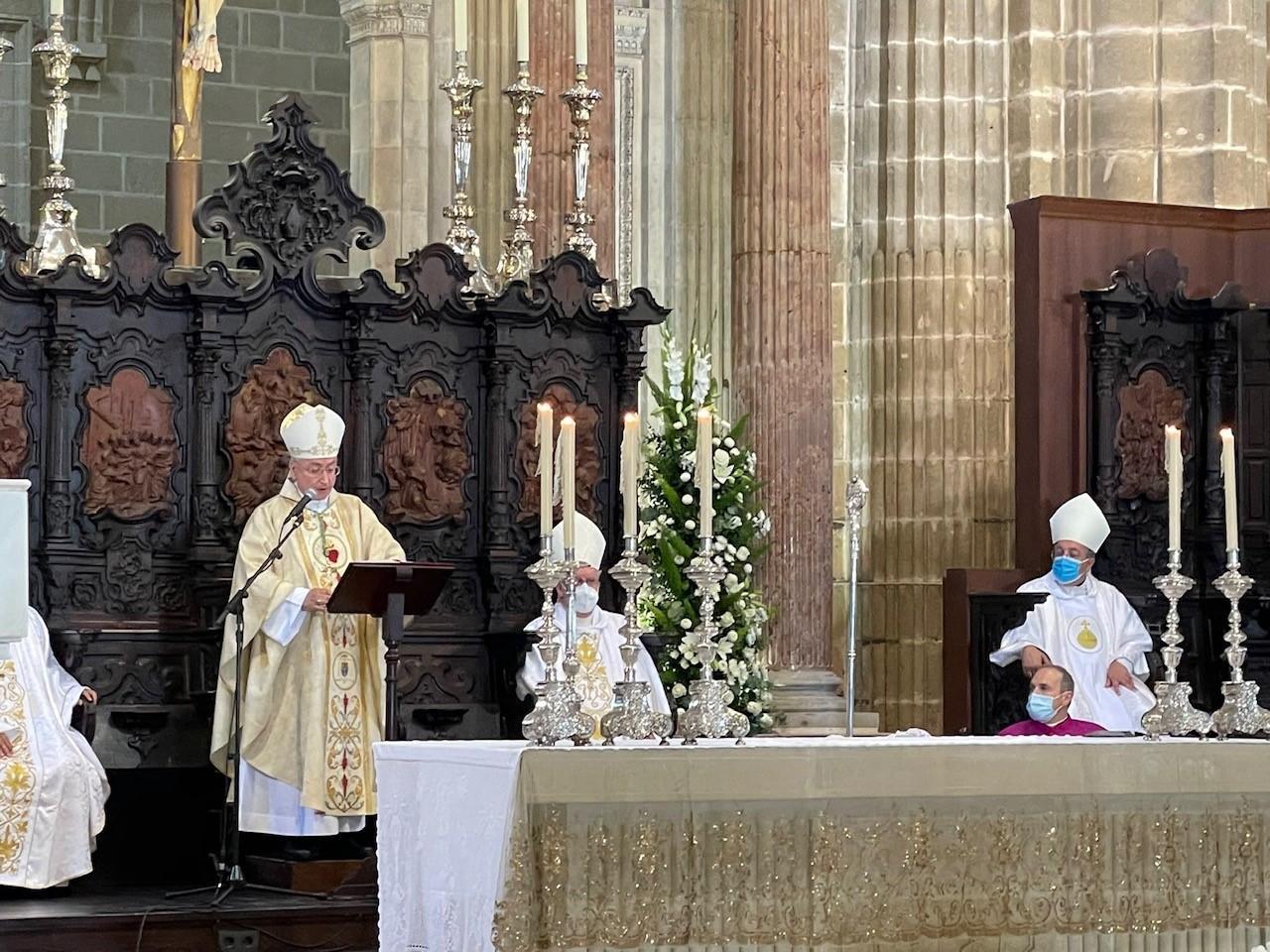 Jerez ya tiene nuevo obispo, monseñor Rico Pavés