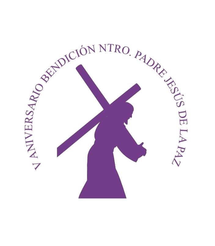 Logo en Cuartillos, por el quinto aniversario del Señor de la Paz