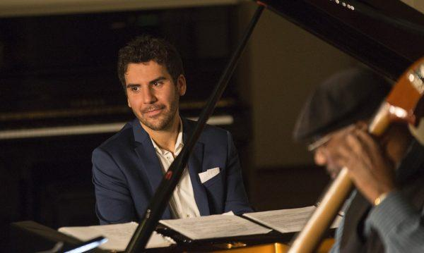 Flamenco y jazz se fusionan con la actuación del saxofonista lituano Kestutis Vaiginis y el pianista Alex Conde