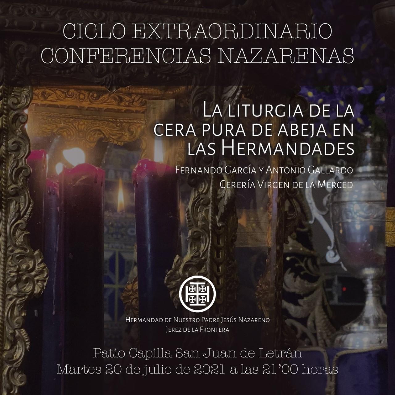Ciclo extraordinario de conferencias, en San Juan de Letrán