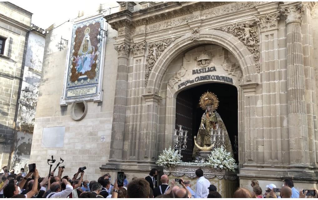 ''El cuarto del verano 2021'' - Cap. 3 - Procesión de la Virgen del Carmen en Jerez