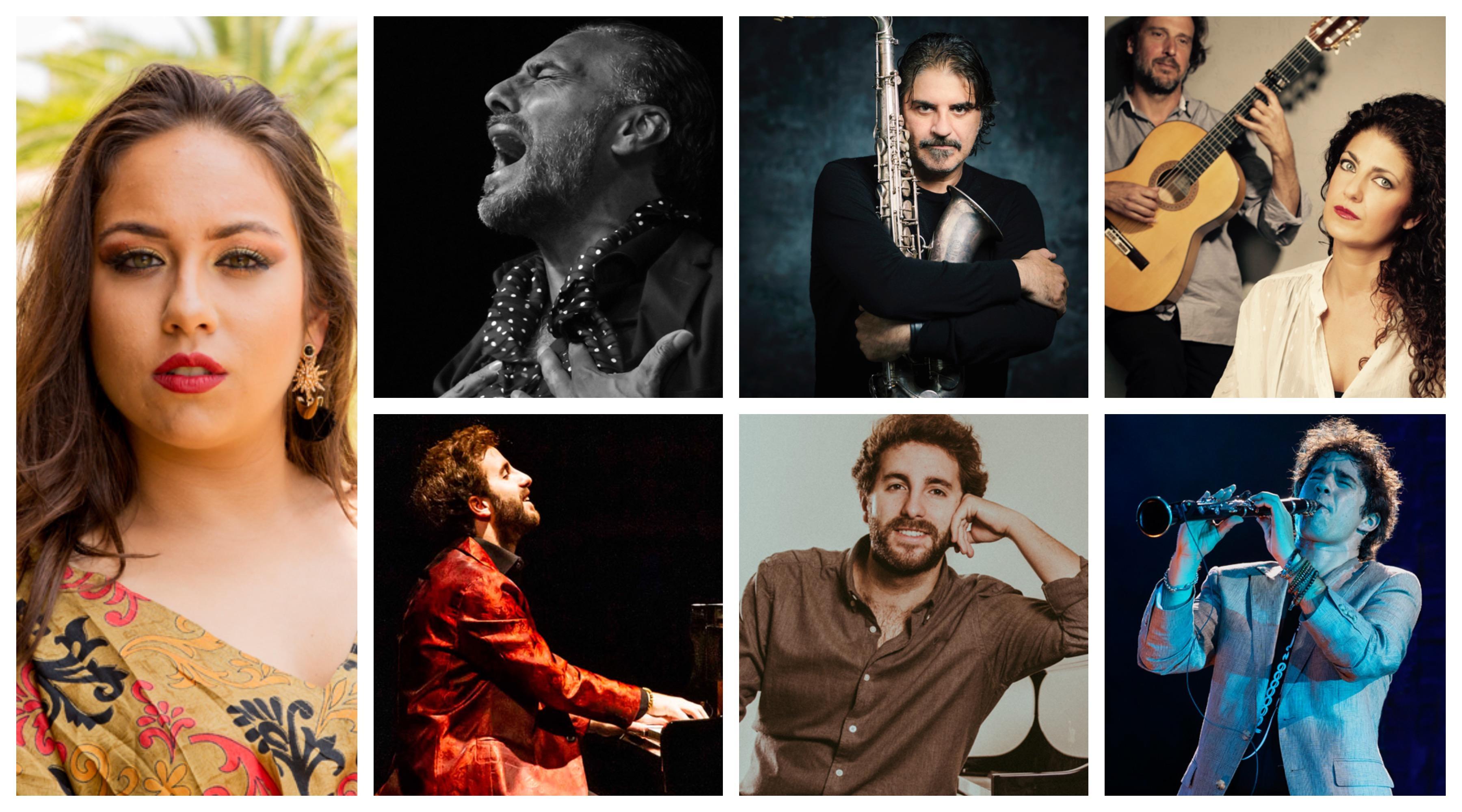 Las Noches de los Jardines del Real Alcázar de Sevilla acogerán una docena de propuestas flamencas