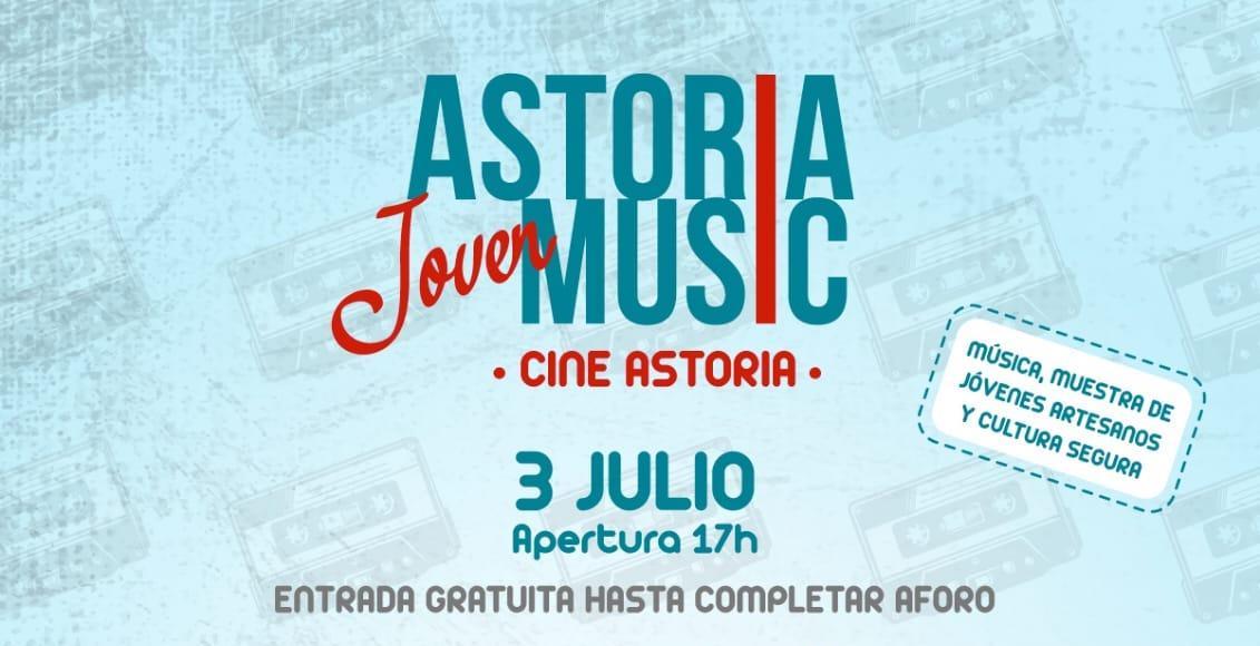 Este sábado, 'Astoria Joven Music' en Jerez