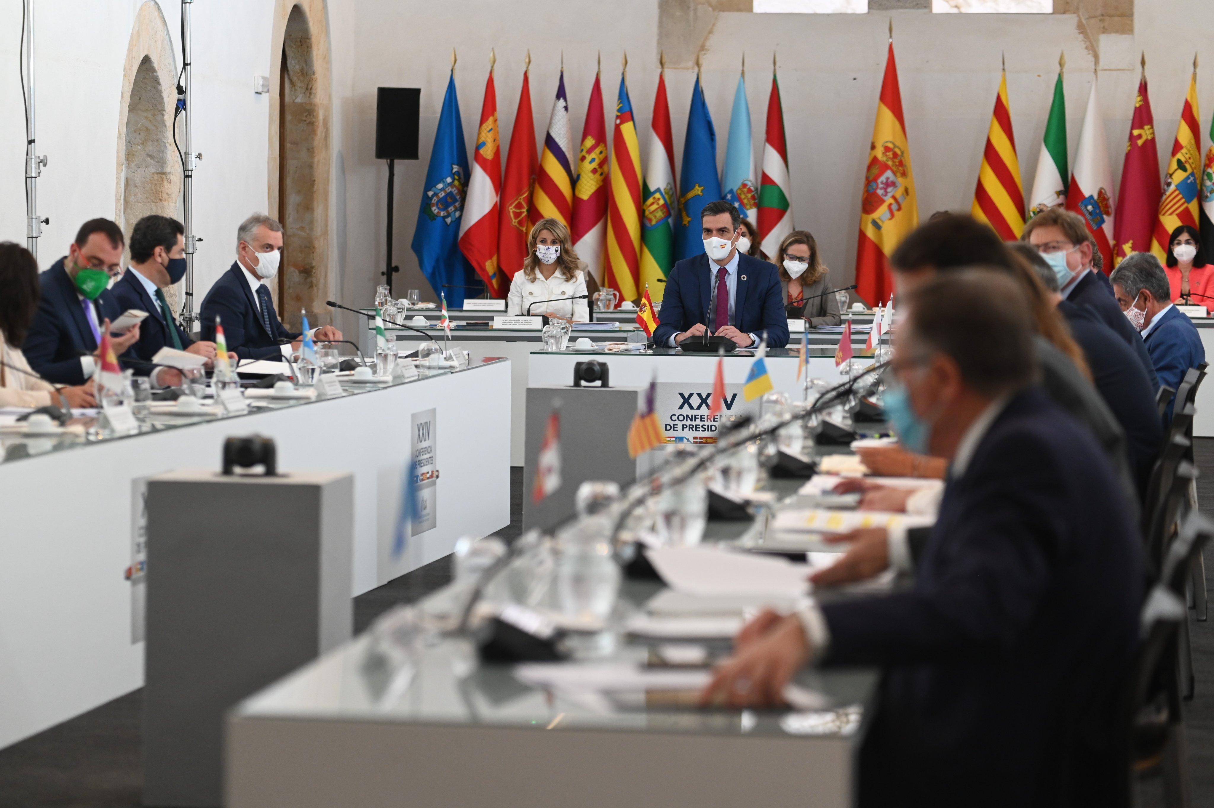 Andalucía tendrá 2.317 millones menos por la financiación del Gobierno socialcomunista a las comunidades