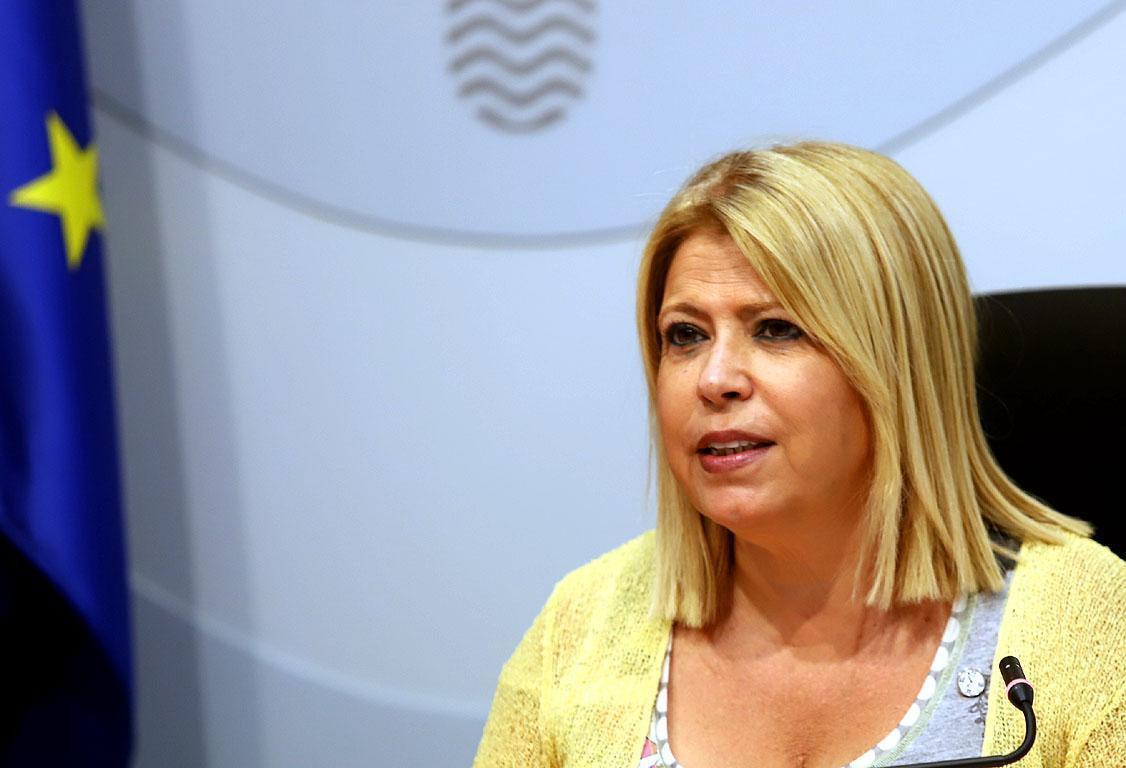 """""""A Mamen Sánchez le gusta mucho confrontar y muy poco trabajar"""""""