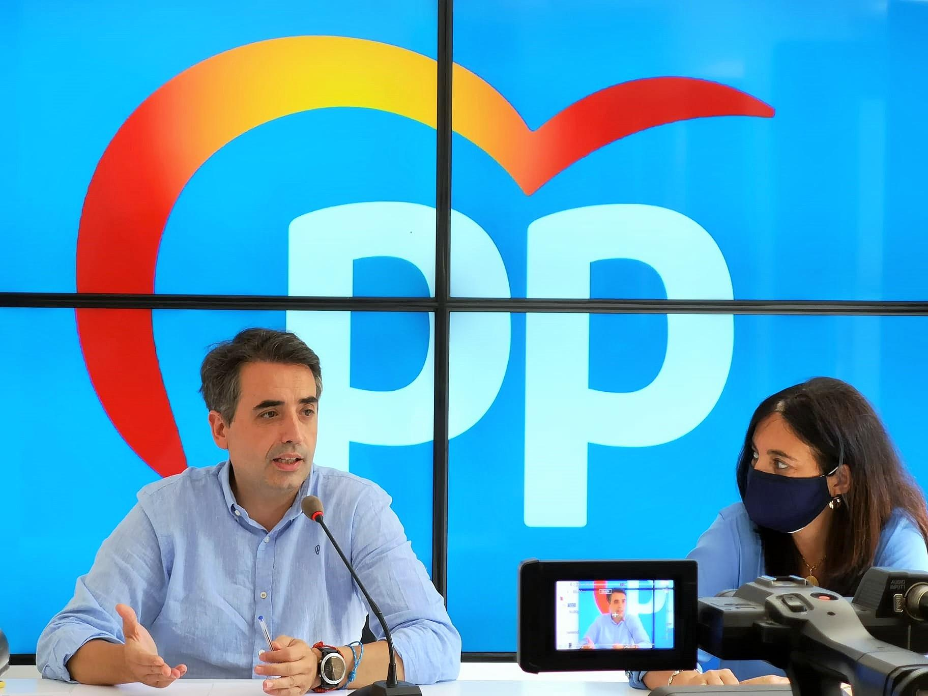 """Saldaña celebra el anuncio de ayudas para La Constancia: """"El PP siempre trae buenas noticias para Jerez"""""""