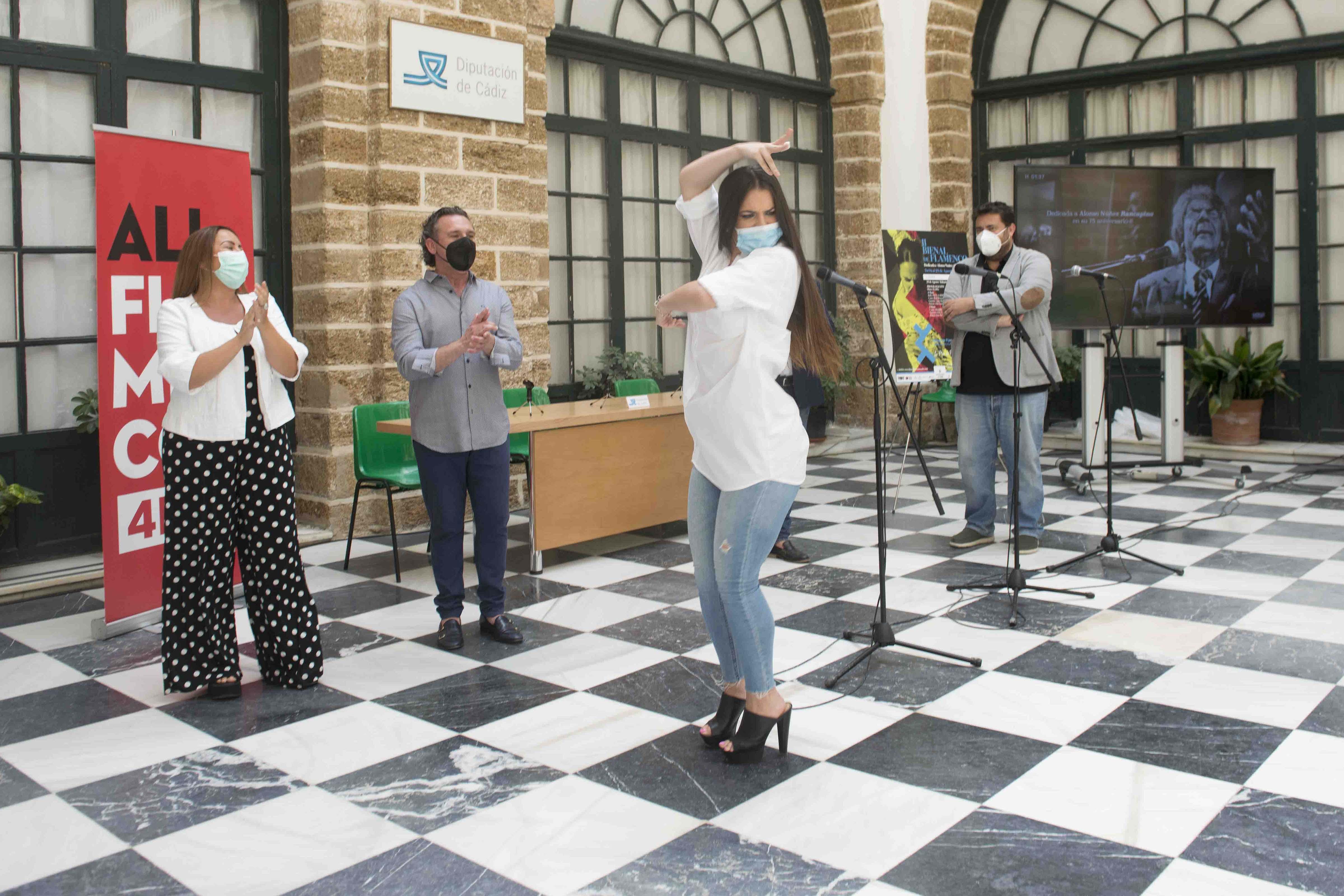 La segunda edición de la Bienal de Cante Flamenco de Jerez, Cádiz y Los Puertos se abre a la provincia con actuaciones en siete municipios