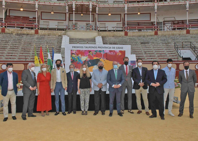 Ana Mestre anuncia los premios taurinos de la provincia