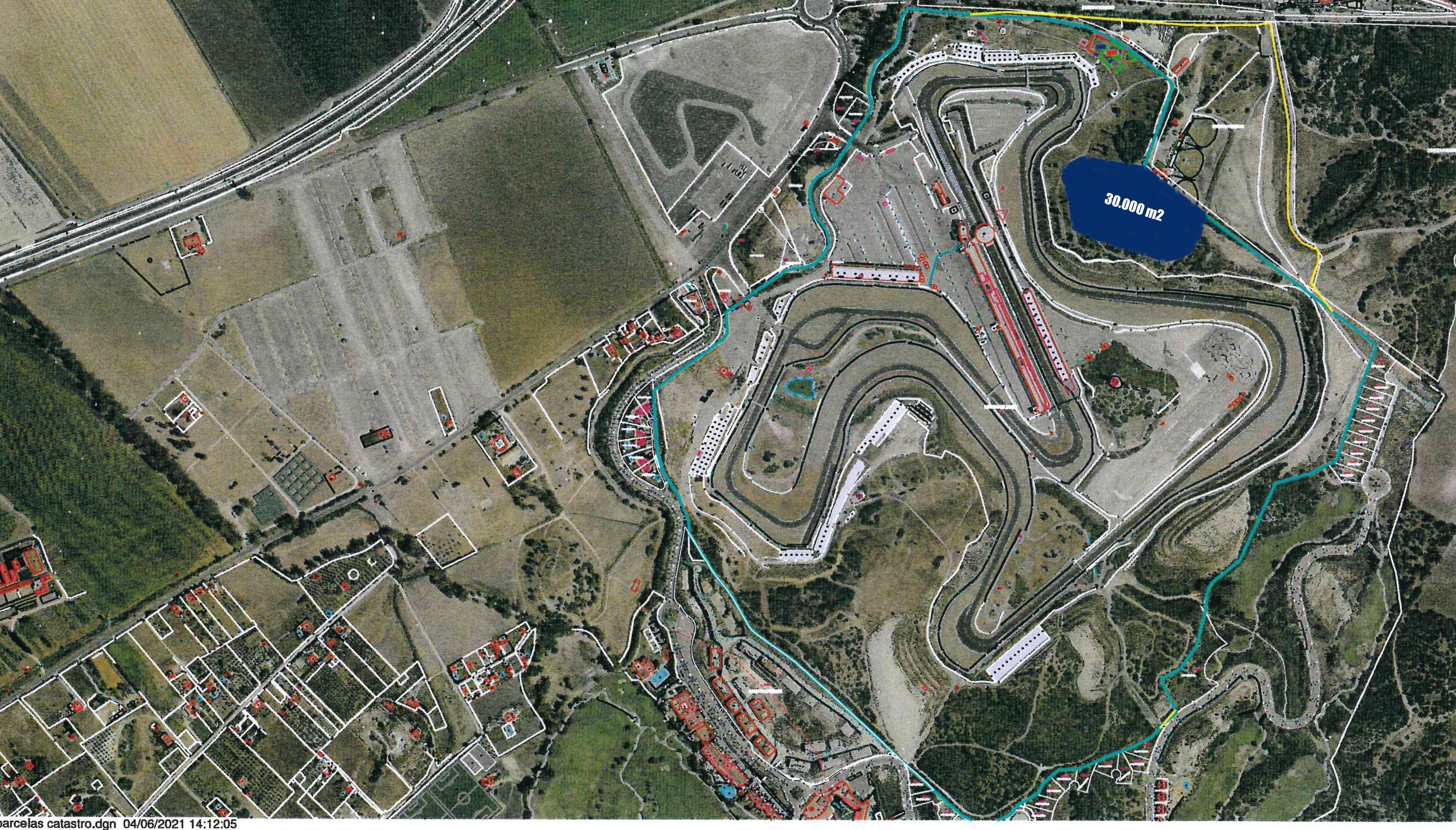 El Circuito de Jerez busca inversores interesados en nuevos espacios VIP y hotel dentro de las instalaciones