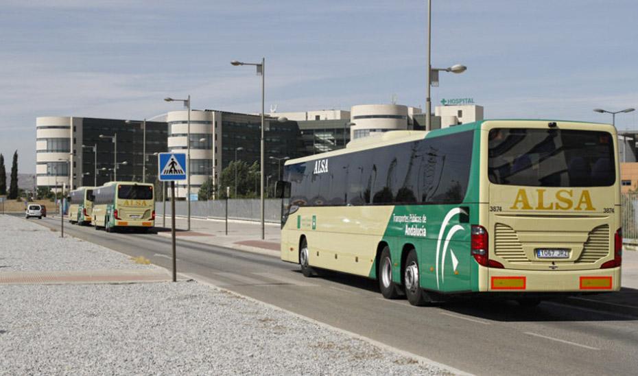 El Consorcio de Transportes de la provincia aumenta las conexiones en autobús hacia la playa