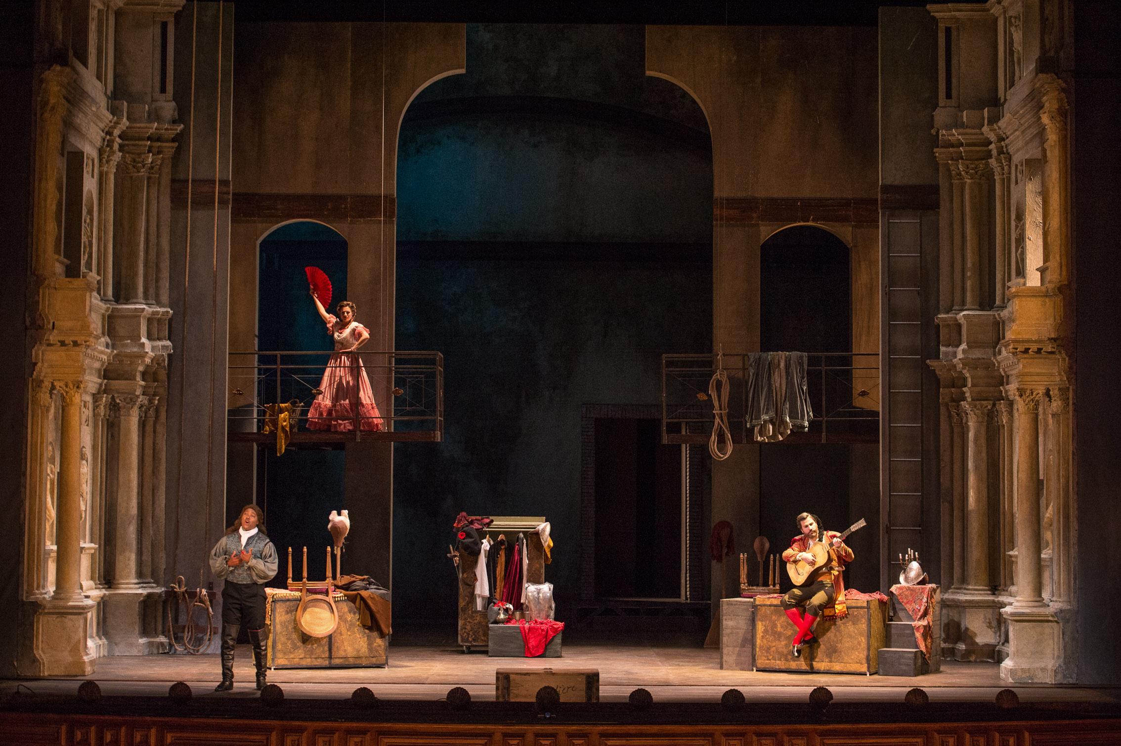 'El Barbero de Sevilla', una divertida ópera para finalizar la Temporada lírico-musical en el Villamarta