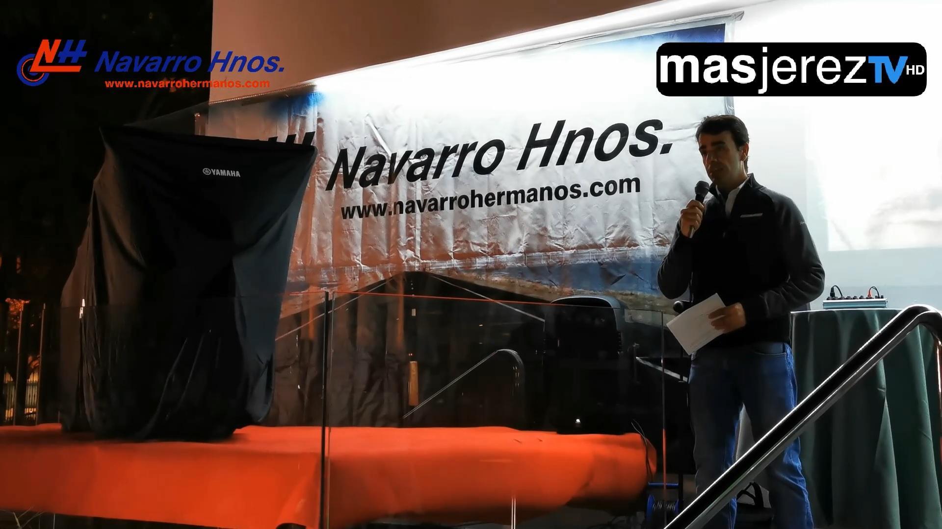Navarro Hermanos presenta la nueva Yamaha TMax 560