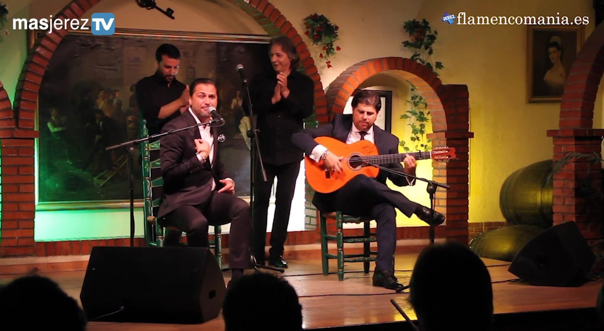 Flamencomanía TV: YoMeQuedoEnCasa - Día 3 - David Carpio y Manuel Valencia en Los Cernícalos en 2017