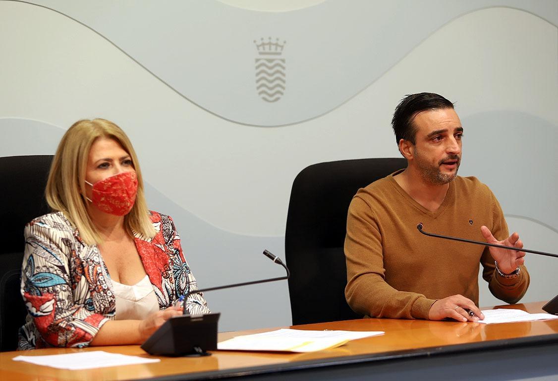 El PP pide el expediente del contrato de Mamen Sánchez a dos dirigentes del PSOE para el Centro del Motor