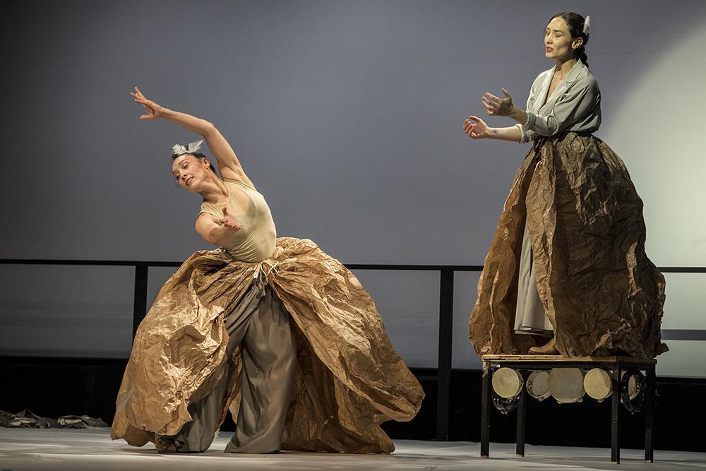 XXV Festival de Jerez - Florencia Oz e Isidora Ryan - Antípodas - Crítica, galería de fotos y vídeo